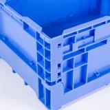 Recipiente Foldable material novo de 100% para o armazenamento 435*325*210mm
