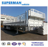 Tracteur utilitaire 40FT Cargo Compartment Semi Truck Trailer