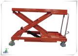 工場指示販売の小型の手動上昇表350kg