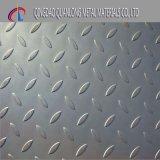 主な品質の熱い浸された電流を通された鋼鉄チェック模様の版