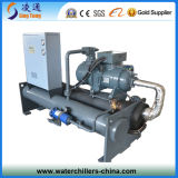 60HP Water Cooled Screw Chiller (enige of dubbele facultatieve compressor)