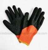 Перчатки безопасности вкладыша Терри покрынные латексом трудные защитные