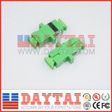Comercio al por mayor calidad Sc/APC Adaptor Adaptador de fibra óptica