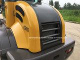 15 CS915 zl15 1500kg l'Europe Emisson 1.5Ton Chargeur sur roues de l'UE avec la CE a approuvé