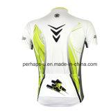 Изготовленный на заказ Unisex Cycling Print Джерси с Microfiber Material