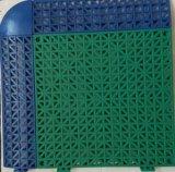 プラスチック床タイルをかみ合わせる車の洗面所の排水