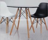 Tavolino da salotto rotondo del MDF della mobilia commerciale (LL-WST015B)