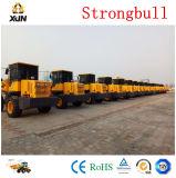 中国の最もよいブランドのStrongbullのブランドZl22の車輪のローダー