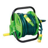 潅漑の洗浄のための鋼鉄ホースの巻き枠圧力洗濯機のホースの巻き枠