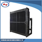 Radiador de aluminio modificado para requisitos particulares serie de la refrigeración por agua de A12V190-1320/(z) Td10dd Jichai