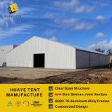 Barraca de alumínio do armazém da indústria para o armazenamento (HAF)