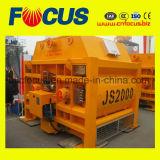 2015 горячих смесителей сбывания Js2000 конкретных для конкретного завода серии