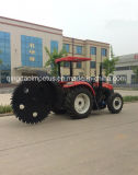 中国の製造業者の良い業績の車輪はトレンチャーを見た