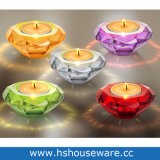 Clear Knell Diamond Knell Candle Holder