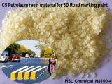 Resina de hidrocarboneto de fusão quente C5 somente para material de marcação de estradas