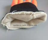 Зимний теплый водонепроницаемой ПВХ руки защитные перчатки
