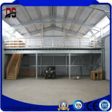 La luz de prefabricados de estructura comercial de edificios de acero para garajes
