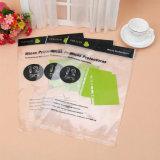 Bello sacchetto di mano su ordinazione di disegno e di formato OPP/sacchetti adesivi dell'intestazione di OPP