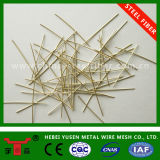 Renfort concret de la meilleure qualité de fibre en acier micro
