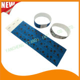 Unterhaltung Tyvek Customed preiswerte Partei VIPpapierWristbands (E3000-1-33)