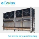 Refroidisseur d'air d'évaporation de support d'étage pour la surgélation