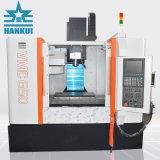 Fresatrice poco costosa Vmc650L concentrare di CNC del sistema di Fanuc