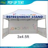 Легкая алюминиевая рама (3X3M, 3X4.5m, 3X6m) на открытом воздухе под навесом складного палатка / / / навесной с бегущей строкой палатка (A-NF38F21006)