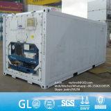 La Thaïlande Malaisie Brunei Singapour Indonésie au Timor oriental Argentine Aruba Bolivie Bonaire Brésil Chili Colombie Curaçao utilisé pour la vente de conteneurs frigorifiques