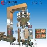 Máquina de empacotamento automática do alimento de Li Zidry