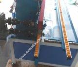 En línea recta de vidrio biselado de la máquina de cantos