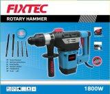 Fixtec 1800W 36mm SDS Max Rotary Hammer Drill