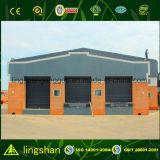 Полуфабрикат промышленный пакгауз стальной структуры