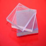 光沢度の高い4FT x 8FTのプレキシガラスの風防ガラスシート3mmのゆとりはアクリルシートを投げた