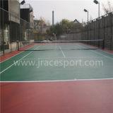 よい耐久性のテニスコート(ITFの標準)