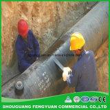 Tubo externo aplicado frío de la tubería que envuelve la cinta/la cinta del abrigo del tubo