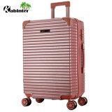 Bagagli del coperchio della chiusura lampo dei bagagli di Prood della graffiatura dei bagagli del PC dei bagagli del carrello con 4 rotelle
