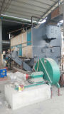 Biomasa del combustible, caldera de vapor embalada automática del carbón