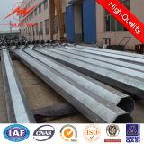 Forte alta strada principale elettrico-solare pali chiari di stabilità 15m Pali