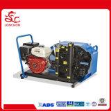 Aparato de respiración de aire llenado 330bar compresor por poder Jailine