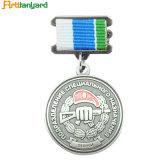 Placage de différence avec broche métallique personnalisé d'un insigne