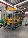 Qt EPS8-15 Insert Machine hydraulique automatique pour faire concret pavés de verrouillage