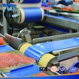 Trasportatore piano dell'acciaio inossidabile della cinghia per alimento con velocità variabile