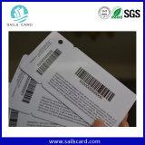 高品質のプラスチックバーコードの会員証