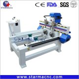 Starmacnc Multi Head Wood CNC Router/Woodworking CNC Router for Cylinder Wood Material