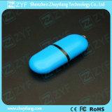 Azionamento multicolore popolare della penna del USB di figura della pillola (ZYF1265)