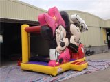 2016 Sale chaud Lovely Mini Micky Castle plein d'entrain pour Kids