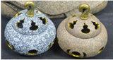 POT di ceramica cinese della mobilia antica