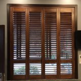 2017 Newest Basswood Plantation Shutters From Clouded
