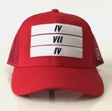 カスタムロゴ6のパネルの網の帽子のトラック運転手の帽子
