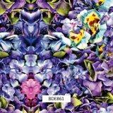 Idro chiaro del reticolo di fiore che tuffa le pellicole per uso quotidiano (BDE67)